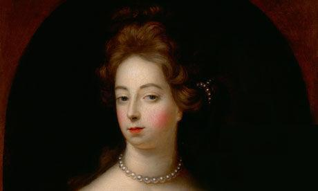 查理二世的情妇Nell Gwyn肖像首次惊艳露面