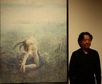士者如斯:何多苓展在上海美术馆开幕