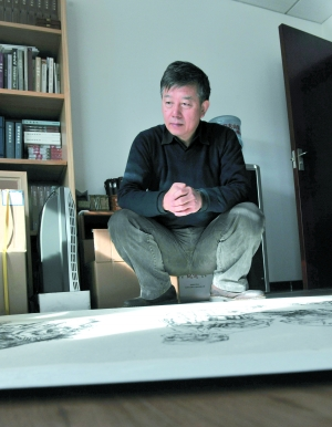 吴长江:顺着艺术的骨头触摸北京的血肉