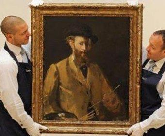 伦敦苏富比夏季拍卖 马奈肖像画创拍卖新纪录