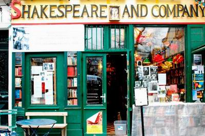莎士比亚书店:巴黎英语文学最活跃的地点