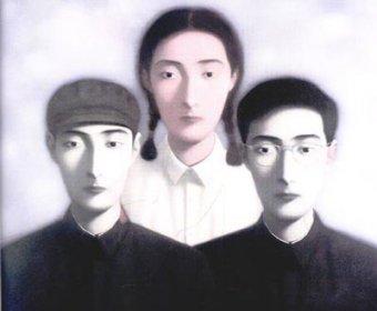 """中国当代艺术全球接近完整""""拍卖链条"""""""