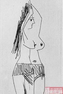 抽象大师猎艳高手毕加索,艺术和性是一回事