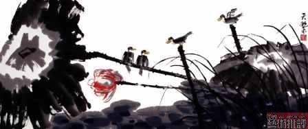 """""""绝色风荷""""当代中国名家画展在杭州举行"""