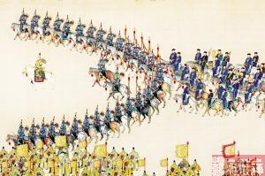 """中国古代书画拍卖天价频现,""""高歌""""猛进"""