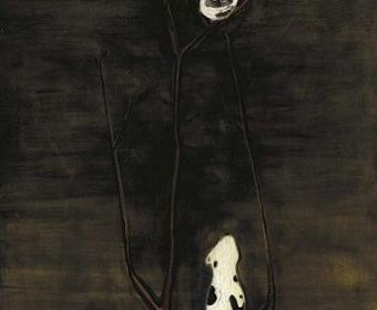 常玉油画《猫与雀》以4210万港元刷新个人拍卖纪录