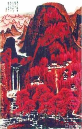 中国美术馆馆藏品巡展启动展多位画家作品