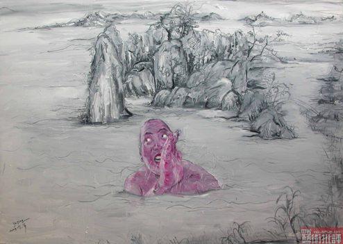 武汉女艺术家当代油画作品选