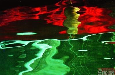 上善若水大象无形朱迪威尼斯之魂艺术展