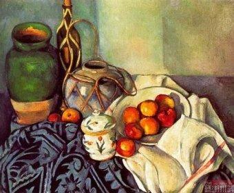 塞尚击败毕加索:成为法国人最喜爱的艺术家