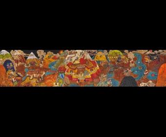 正在生长生成的西藏艺术
