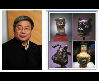 中国书画和陶瓷鉴定专家刘岩