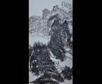 杨牧青《仁者乐山》