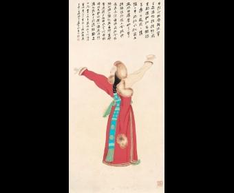 香港苏富比2013中国书画春拍估价逾1.3亿