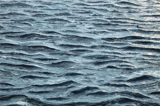 """郭鸿蔚,一页海2,丙烯颜料,尺寸可变,2011   自不待言,绘画是中国当代艺术实践中最成熟、最受关注的领域,但也最缺乏应有深度的研究。人们对绘画的讨论几乎都是在避实就虚而人云亦云,在""""表现""""、""""抽象""""这些业已失效的美学概念下,人们似乎只能去空洞地评价画得好或不好,甚至(更糟糕的)煞有其事地去讨论绘画所谓的表达内容。   在这种状况下,一方面要回到绘画自身的具体问题上去,比如""""再现""""、""""趣味""""、"""""""