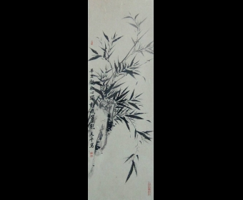 王文平水墨画作品欣赏