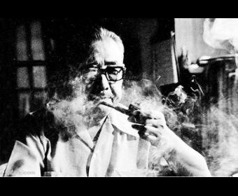 受鲁迅器重的作家台静农亦是书法大家