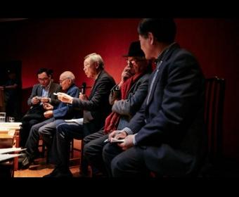 阿多尼斯对话谷川俊太郎:孤独对于诗人是非常重要的