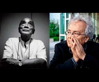 阿多尼斯对话谷川俊太郎:诗歌只能站在现实的反面