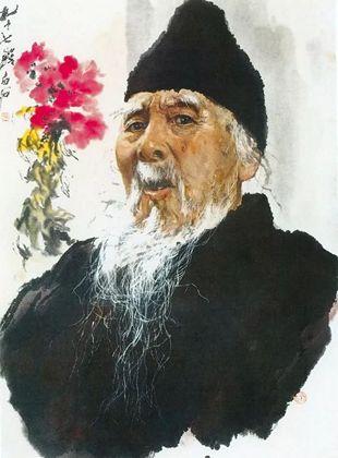 版田银时手绘画