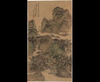 王鉴:中国美术史上一位不可忽略的人物