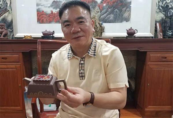 融合创新元素 中国紫砂大师